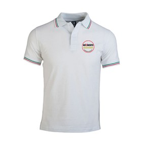 Polo unisex stampa fronte